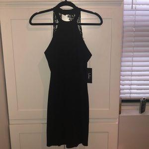 Lulus black dress. NWT.